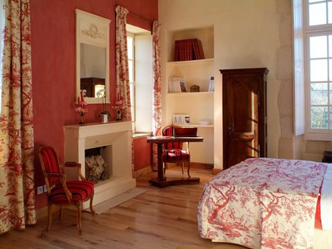 chambre d'hote romantique